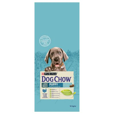 Purina Dog Chow Large Breed Turkey