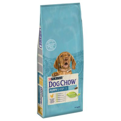 Purina Dog Chow Puppy Kip Hondenvoer