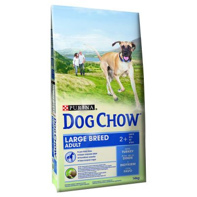 Purina Dog Chow Puppy Large Breed Turkey