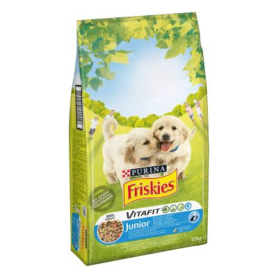 Purina Friskies Vitafit Junior con pollo y verduras