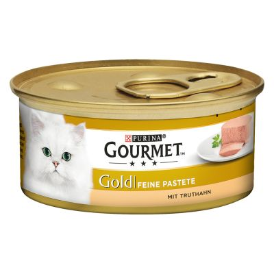 Purina Gourmet Gold Mousse 12 x 85 g