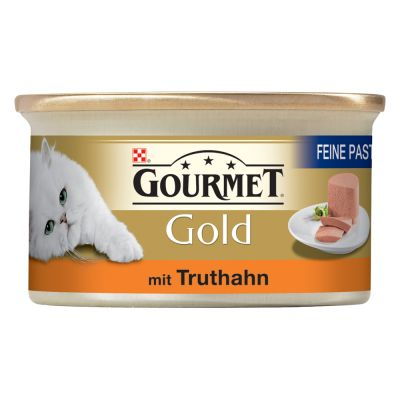 Purina Gourmet Gold Mousse 48 x 85 g - Pack Ahorro