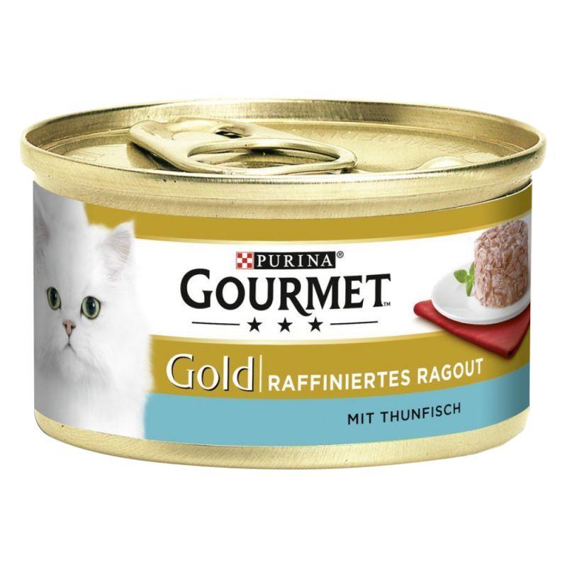 Purina Gourmet Gold Tartelette 12 x 85 g