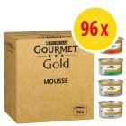 Purina Gourmet Gold 96 x 85 g - Jumbopack