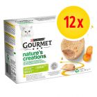 Purina Gourmet Nature's Creations Mousse 12 x 85 g