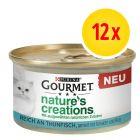 Purina Gourmet Nature's Creations 12 x 85 g
