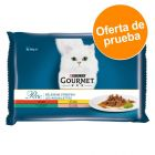 Purina Gourmet Perle en sobres 4 x 85 g - Pack mixto