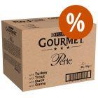 Purina Gourmet Perle 96 x 85 g sobres ¡a precio especial!