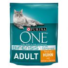 Purina ONE Adult для взрослых кошек с курицей и рисом