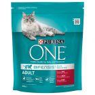 PURINA ONE Adult bœuf, céréales complètes pour chat