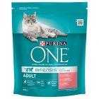 PURINA ONE Adult saumon, céréales complètes pour chat