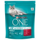 Purina ONE Adult Vită și cereale integrale