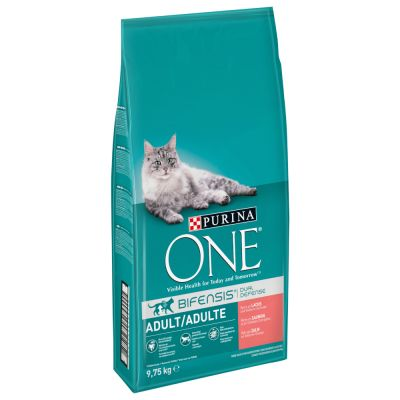 Purina ONE Bifensis Adulto salmón y cereales integrales