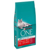 Purina ONE Bifensis Gatos esterilizados buey