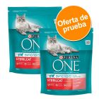 Purina ONE Bifensis Gatos esterilizados - Pack de prueba mixto