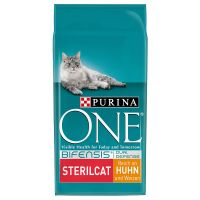 Purina ONE Bifensis Gatos esterilizados pollo
