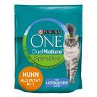 Purina ONE Dual Nature Pollo con Spirulina
