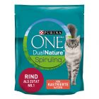 Purina ONE Dual Nature Sterilized Manzo con Spirulina