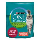 Purina ONE Dual Nature Sterilized Rund met Spirulina Kattenvoer
