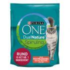 Purina ONE Dual Nature Sterilized Rund met Spirulina Kattenvoer