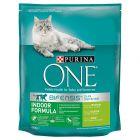 Purina ONE Indoor Formula для домашних кошек