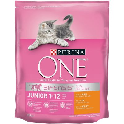 Purina ONE Junior Kattenvoer