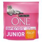 PURINA ONE Junior 1-12 mois poulet pour chaton