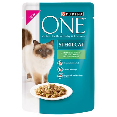 Purina One Kattenvoer  1 x 85 g