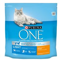 PURINA ONE Light poulet, blé pour chat