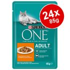Purina ONE Saver Pack 24 x 85g