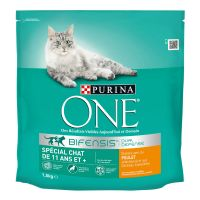 Purina ONE Senior +11 poulet