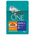 PURINA ONE Senior 7+, poulet, haricots verts