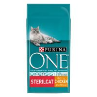 Purina ONE Sterilcat Chicken Dry Cat Food