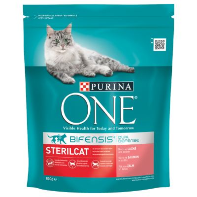 Purina ONE Sterilcat Lax