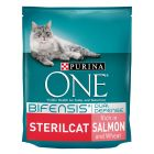 Purina ONE Sterilcat med laks