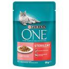 Purina One Sterilised 6 x 85 g