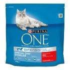 Purina ONE Sterilized Manzo