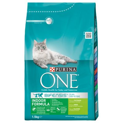 Purina ONE, z formułą Indoor