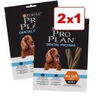 Purina Pro Plan Dental Pro Bar 2 x 150 g en oferta: 1 + 1 ¡gratis!