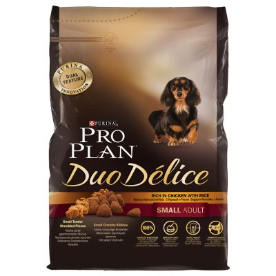 Purina Pro Plan Duo Délice Small & Mini Adult pollo