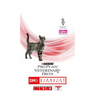Purina Pro Plan Feline DM Diabetes Management Veterinary Diets