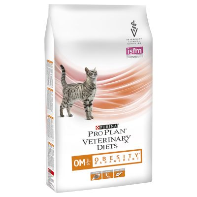 Purina Pro Plan Feline OM ST/OX Obesity Management Veterinary Diets
