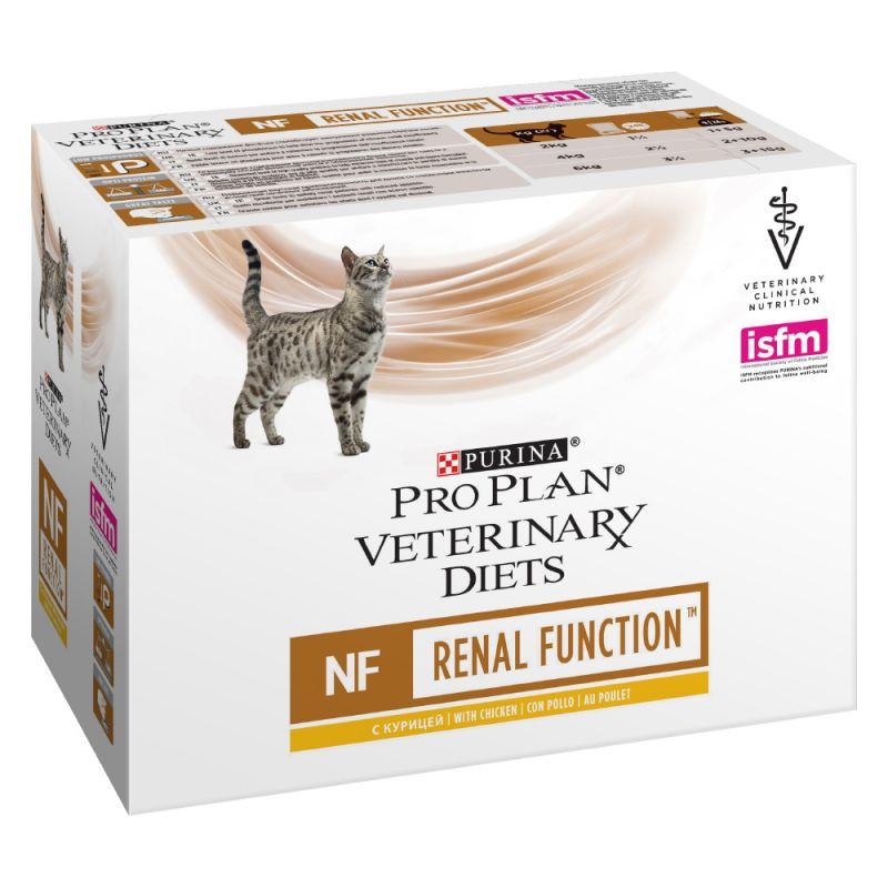 Purina Pro Plan Feline Veterinary Diets NF ST/OX Renal Function frango