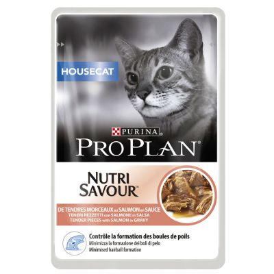 PURINA PRO PLAN Housecat 6 x 85 g pour chat