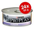 Purina PRO PLAN Junior 24 x 85 g