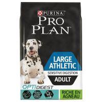 PURINA PRO PLAN Large Athletic Adult Sensitive Digestion agneau