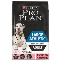 PURINA PRO PLAN Large Athletic Adult Sensitive Skin saumon pour chien