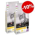 PURINA PRO PLAN Light Adult riche en dinde 2 x 10 kg : 10 % de remise !