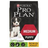 PURINA PRO PLAN Medium Puppy poulet
