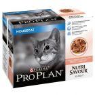 Purina Pro Plan Megapack Nutrisavour Housecat 10 x 85g